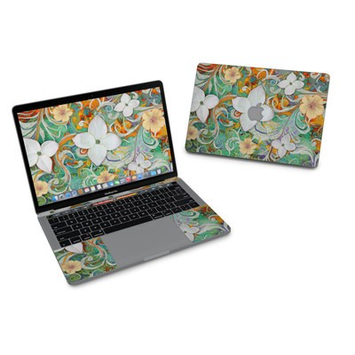 MacBook Pro 13in (2016) Skin - Sangria Flora