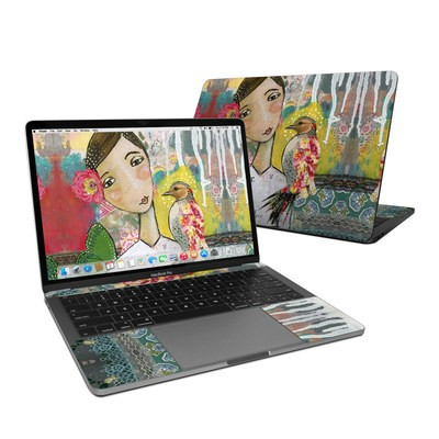 MacBook Pro 13in (2016) Skin - Seeker of Hope