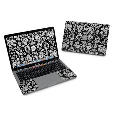 MacBook Pro 13in (2016) Skin - Shaded Daisy