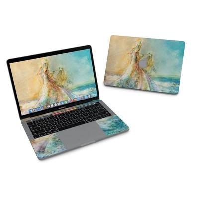 MacBook Pro 13in (2016) Skin - The Shell Maiden