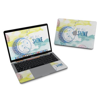 MacBook Pro 13in (2016) Skin - Shine On