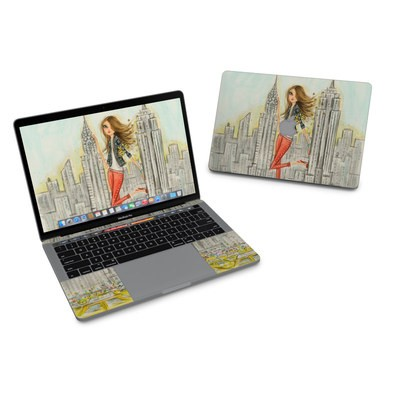 MacBook Pro 13in (2016) Skin - The Sights New York