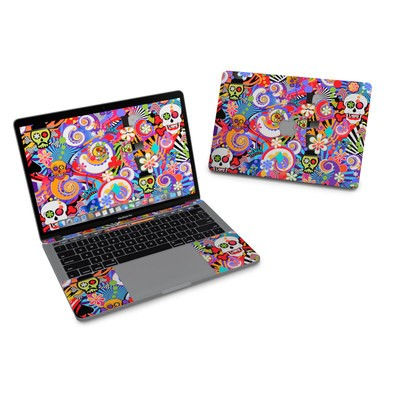 MacBook Pro 13in (2016) Skin - Skull Squad