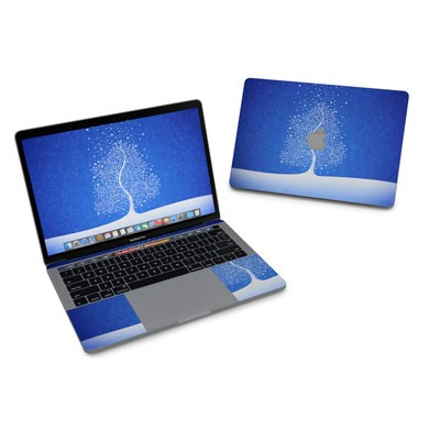 MacBook Pro 13in (2016) Skin - Snowflakes Are Born