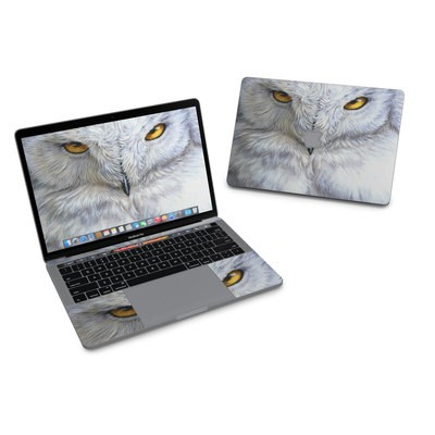 MacBook Pro 13in (2016) Skin - Snowy Owl