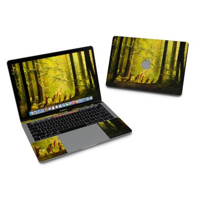 MacBook Pro 13in (2016) Skin - Secret Parade