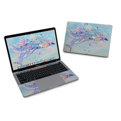 MacBook Pro 13in (2016) Skin - Spirit Shark