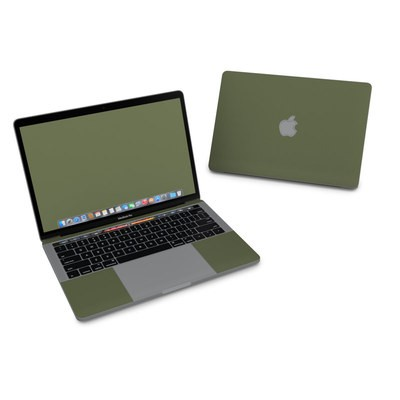 MacBook Pro 13in (2016) Skin - Solid State Olive Drab