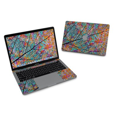 MacBook Pro 13in (2016) Skin - Stained Aspen