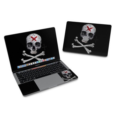 MacBook Pro 13in (2016) Skin - Stigmata Skull