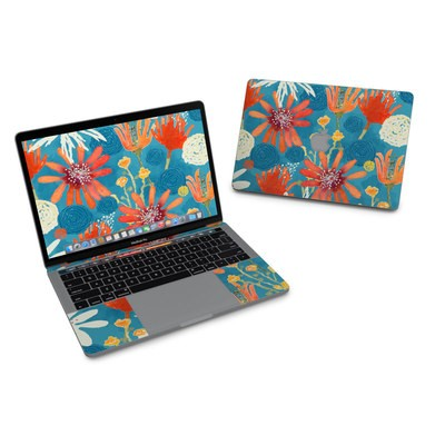 MacBook Pro 13in (2016) Skin - Sunbaked Blooms