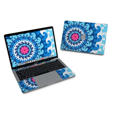 MacBook Pro 13in (2016) Skin - Sus Blue