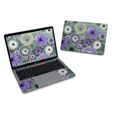 MacBook Pro 13in (2016) Skin - Tidal Bloom