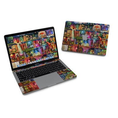 MacBook Pro 13in (2016) Skin - Treasure Hunt