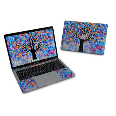 MacBook Pro 13in (2016) Skin - Tree Carnival