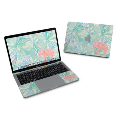 MacBook Pro 13in (2016) Skin - Tropical Elephant