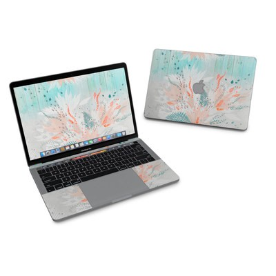 MacBook Pro 13in (2016) Skin - Tropical Fern