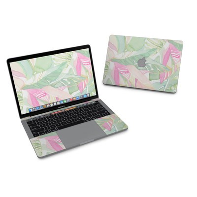 MacBook Pro 13in (2016) Skin - Tropical Leaves