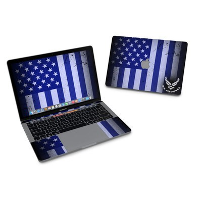 MacBook Pro 13in (2016) Skin - USAF Flag
