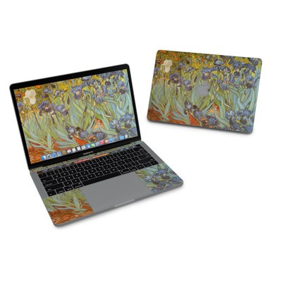 MacBook Pro 13in (2016) Skin - Irises