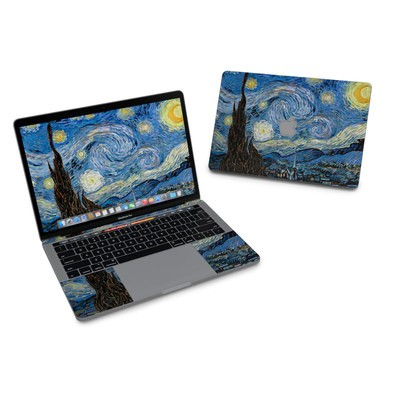 MacBook Pro 13in (2016) Skin - Starry Night