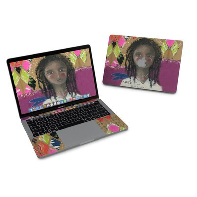 MacBook Pro 13in (2016) Skin - Warrior of Love