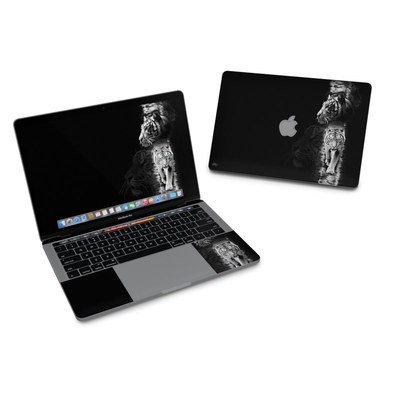 MacBook Pro 13in (2016) Skin - White Tiger