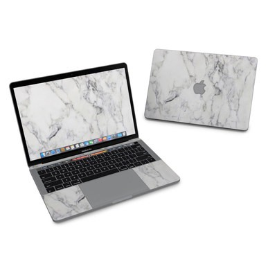 MacBook Pro 13in (2016) Skin - White Marble