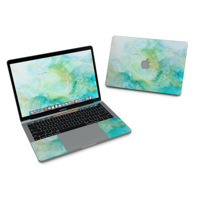MacBook Pro 13in (2016) Skin - Winter Marble