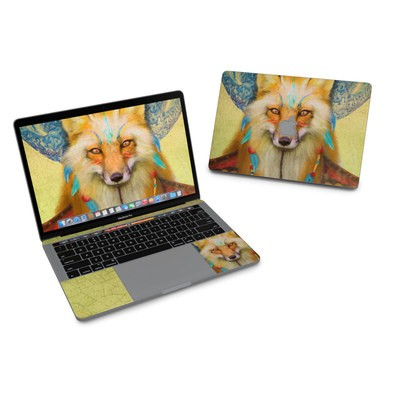 MacBook Pro 13in (2016) Skin - Wise Fox