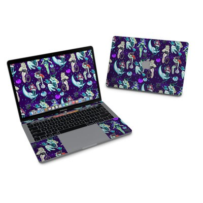 MacBook Pro 13in (2016) Skin - Witches and Black Cats
