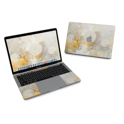 MacBook Pro 13in (2016) Skin - White Velvet