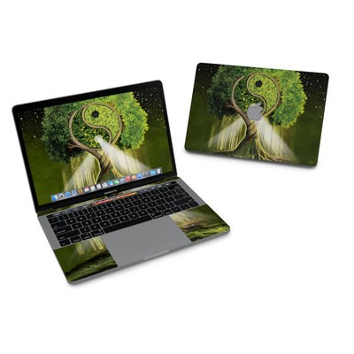 MacBook Pro 13in (2016) Skin - Yin Yang Tree