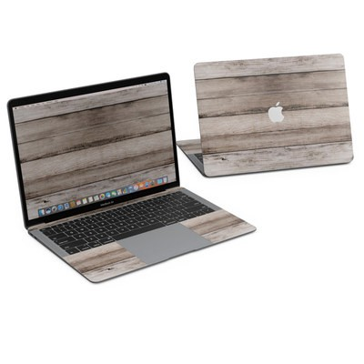 MacBook Air 13in (2018) Skin - Barn Wood