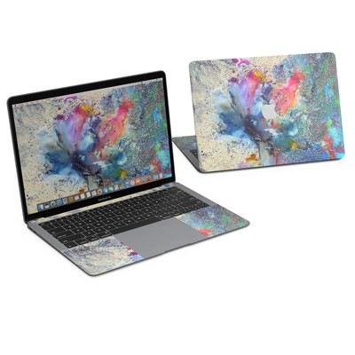 MacBook Air 13in (2018) Skin - Cosmic Flower