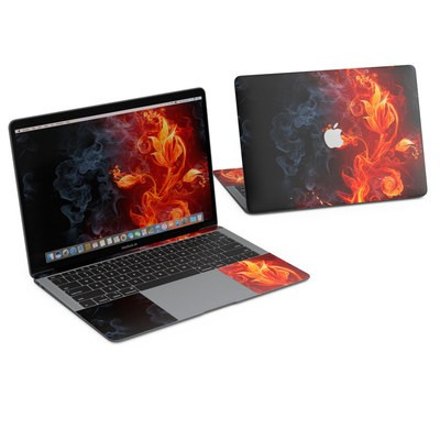 MacBook Air 13in (2018) Skin - Flower Of Fire