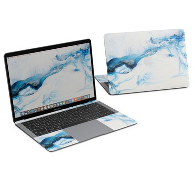 MacBook Air 13in (2018) Skin - Polar Marble