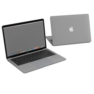 MacBook Air 13in (2018) Skin - Solid State Grey