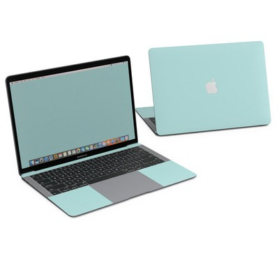MacBook Air 13in (2018) Skin - Solid State Mint