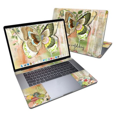 MacBook Pro 15in (2016) Skin - Allow The Unfolding