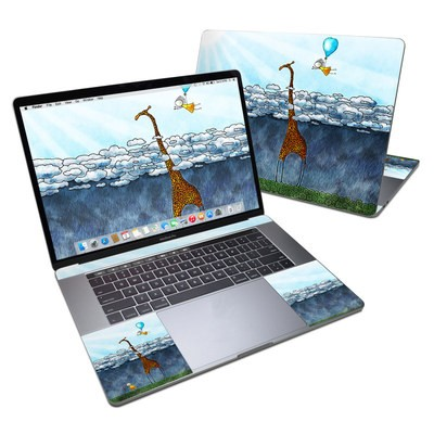 MacBook Pro 15in (2016) Skin - Above The Clouds