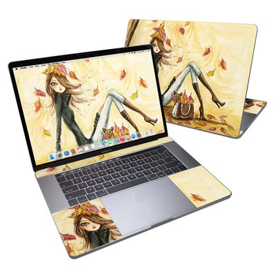 MacBook Pro 15in (2016) Skin - Autumn Leaves