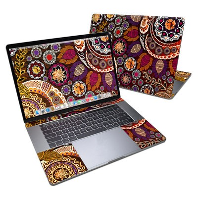 MacBook Pro 15in (2016) Skin - Autumn Mehndi
