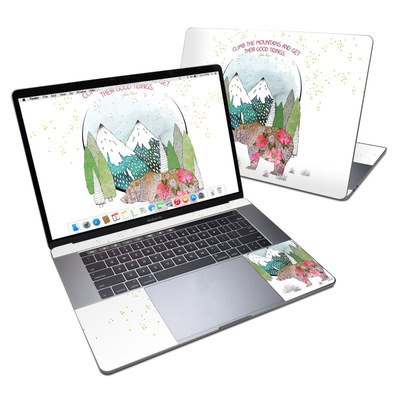 MacBook Pro 15in (2016) Skin - Bear Mountain