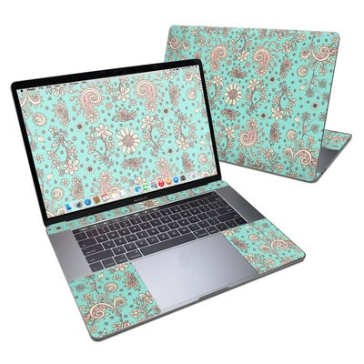 MacBook Pro 15in (2016) Skin - Birds Of A Flower