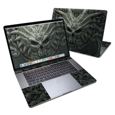 MacBook Pro 15in (2016) Skin - Black Book