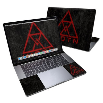 MacBook Pro 15in (2016) Skin - Black Stone