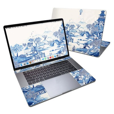 MacBook Pro 15in (2016) Skin - Blue Willow