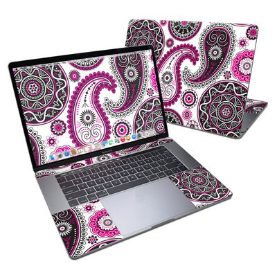 MacBook Pro 15in (2016) Skin - Boho Girl Paisley