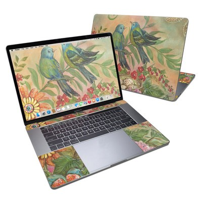 MacBook Pro 15in (2016) Skin - Splendid Botanical